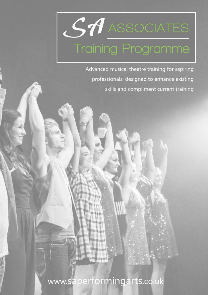 SA Associates Training Programe